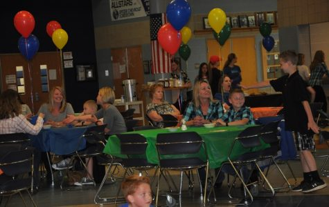NHS sponsors 2nd Annual Mother/Son Dance