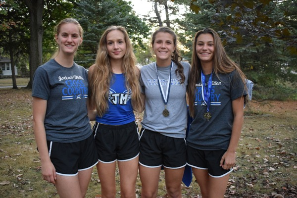 Cross Country runners start the season strong