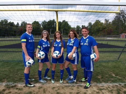 Soccer Kicks off their season