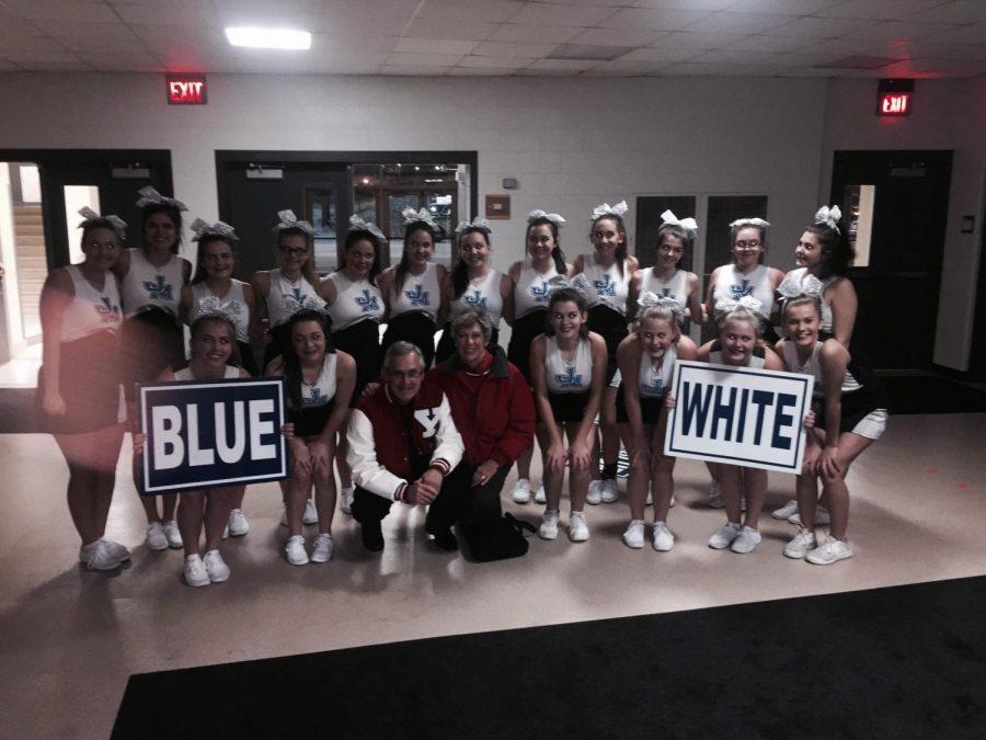 JM Cheerleaders compete with the elite