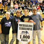 Girls Basketball: Michaelina Terranova scores 1000th point
