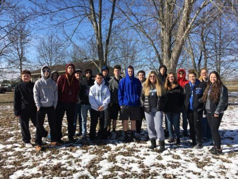 Key Club helps with annual Easter Egg Hunt