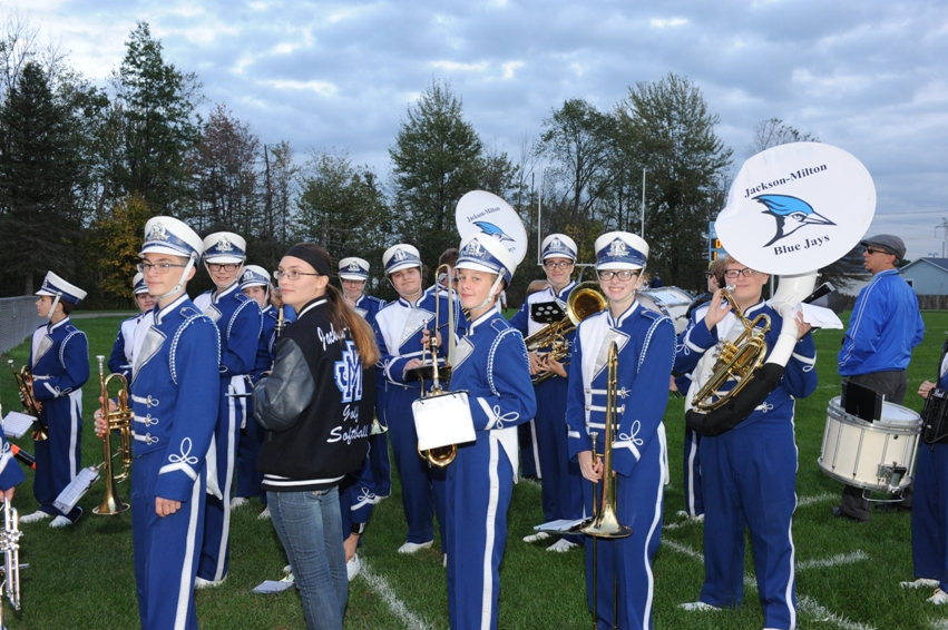 Got Music? JM Band performs for the community