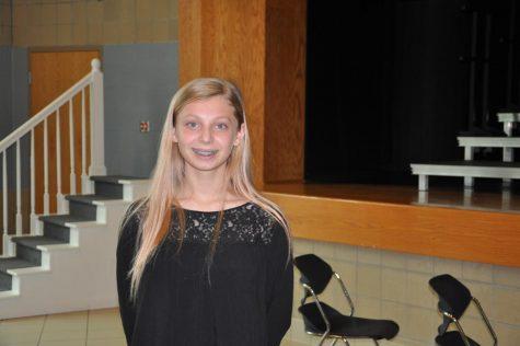 Congratulations to MS Spelling Bee Champion: Kalliope Ivari