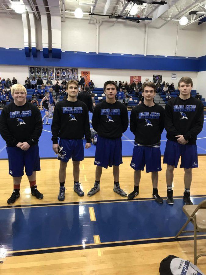 Evan+Mitchell%2C+Jeremy+Seka%2C+Anthony+Pizzuto%2C+Matthew+Collins%2C+Dyllen+Gibbs