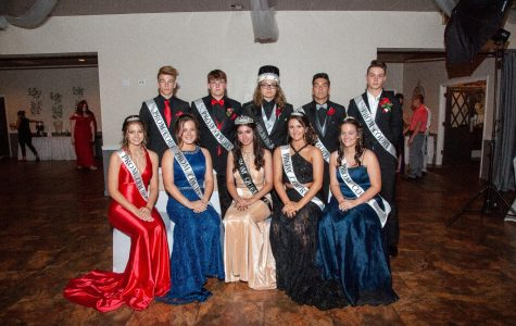 Congratulations 2019 Prom King and Queen: Shane Davis and Rena Costello