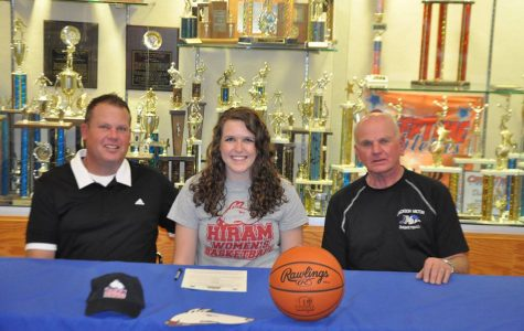 Ashley Cameron will continue athletic career at Hiram
