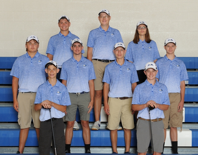 JM 2019 Golf team has the drive to succeed