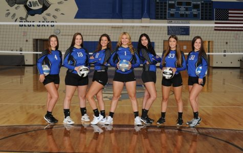 Lady Jays Volleyball 2019: Bump, set, spike