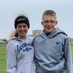 Kate Campbell and Cole Graham