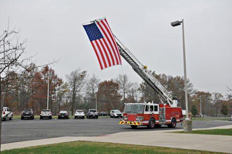 Veterans Day preparations in full swing