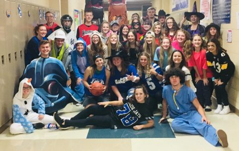 SADD hosts 2nd Annual Trick or Treat