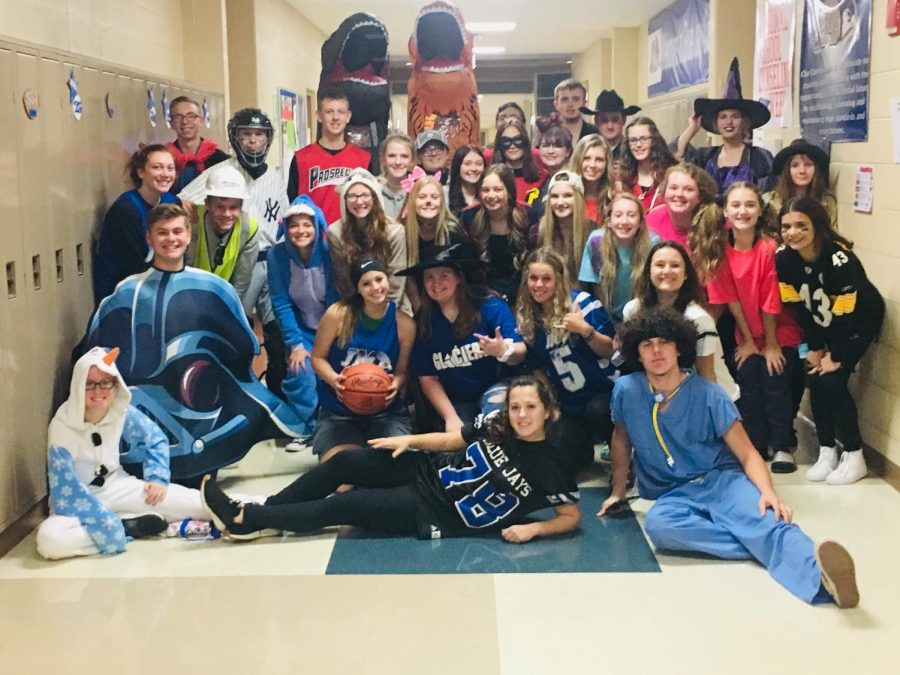 SADD+hosts+2nd+Annual+Trick+or+Treat