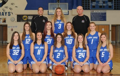 Lady Jays basketball update