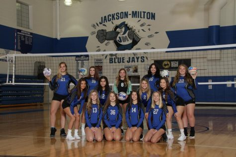 Lady Jays Volleyball 2020 Update