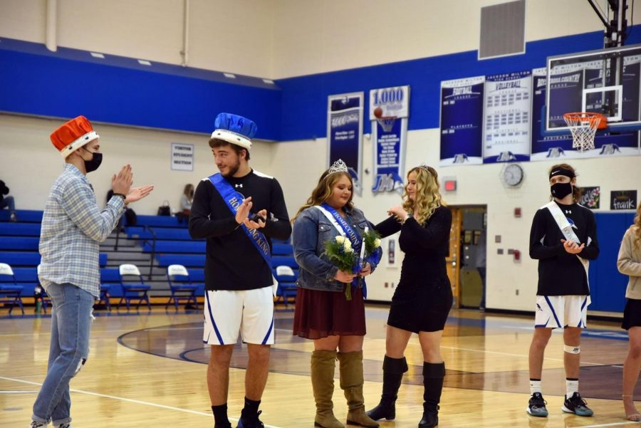 Homecoming Court 2021: Royalty Announced